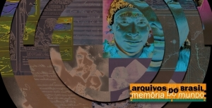 Banner Exhibition Archives of Brazil - Memory of the World