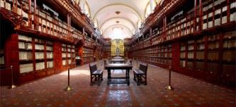 Biblioteca Palafoxiana- foto